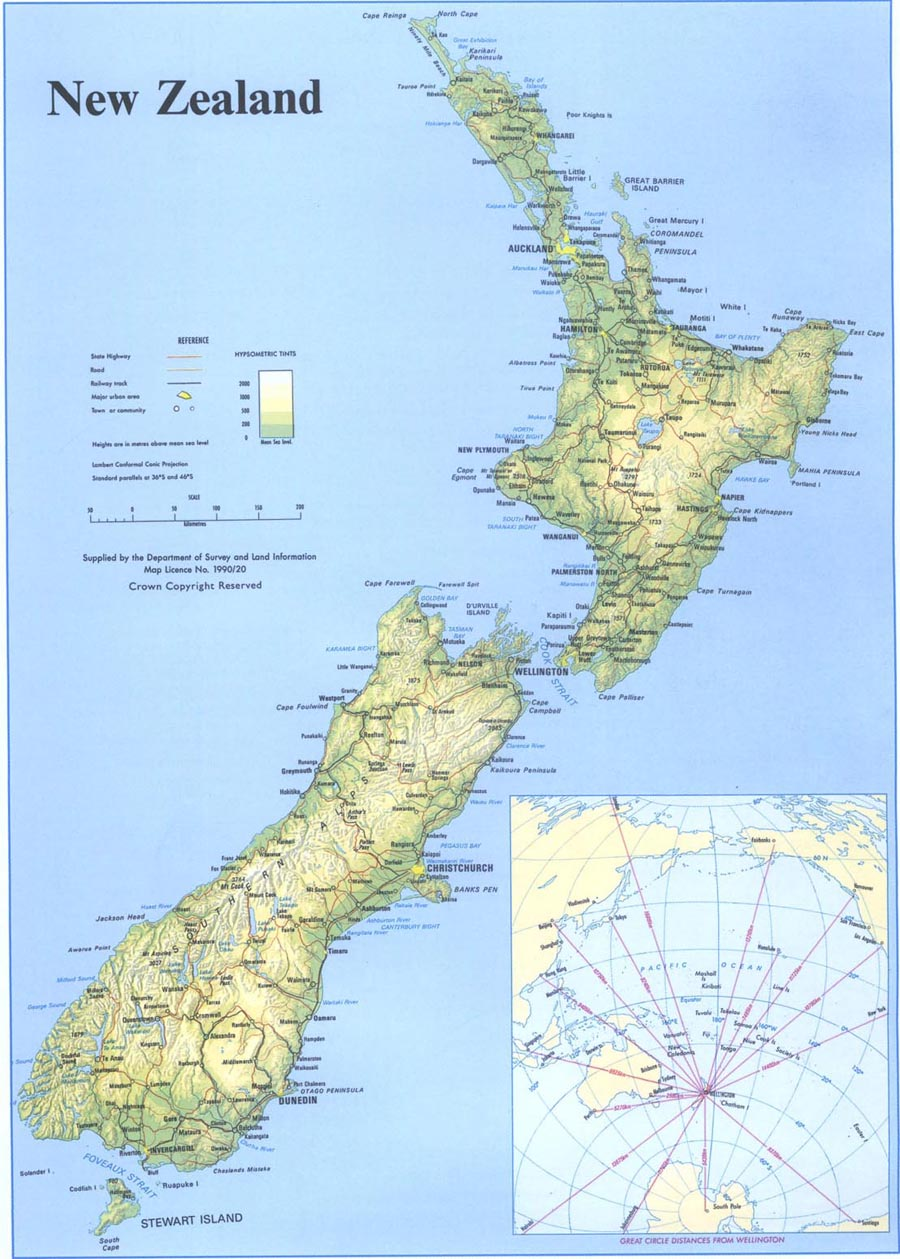 New Zealand Official Yearbook 2006